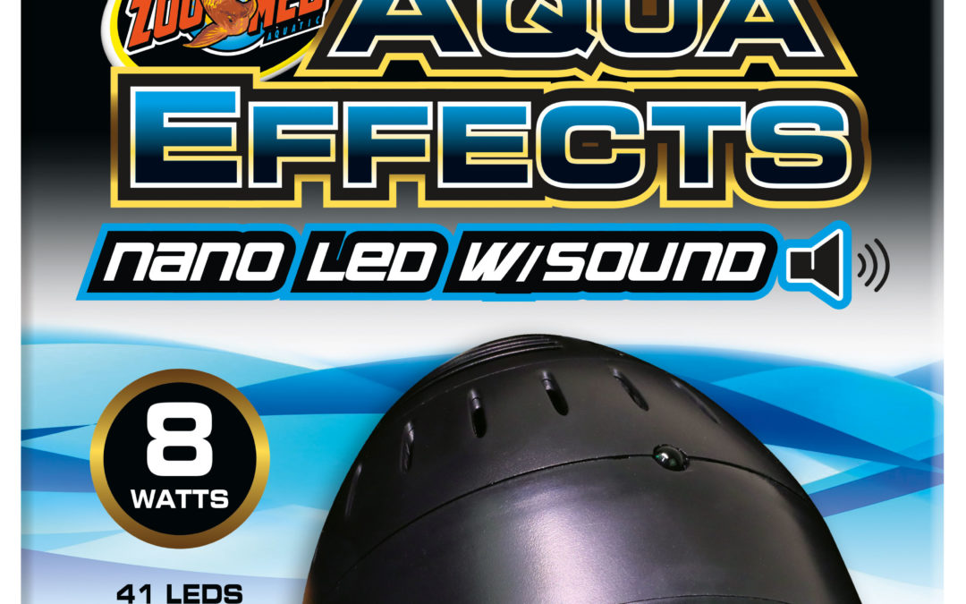 AquaEffects Nano LED with Sound
