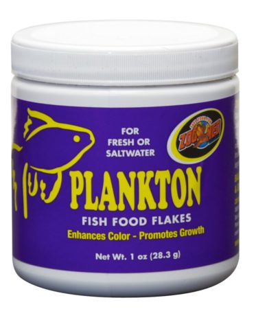 Plankton Fish Food Flakes