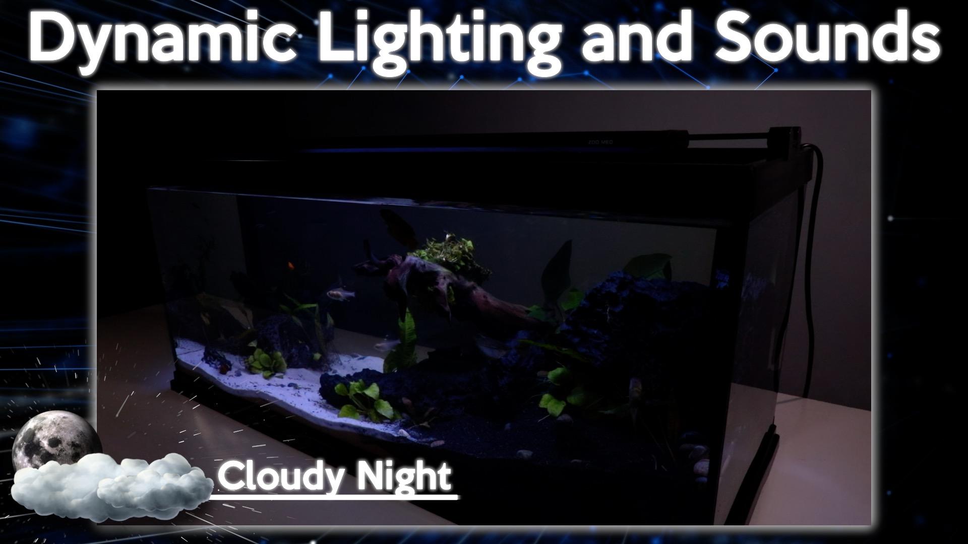 Aqua Effects - Cloudy Night