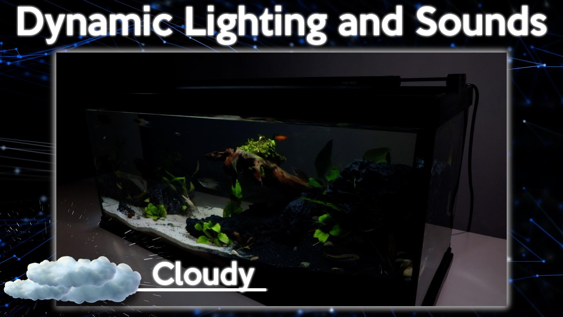 Aqua Effects - Cloudy
