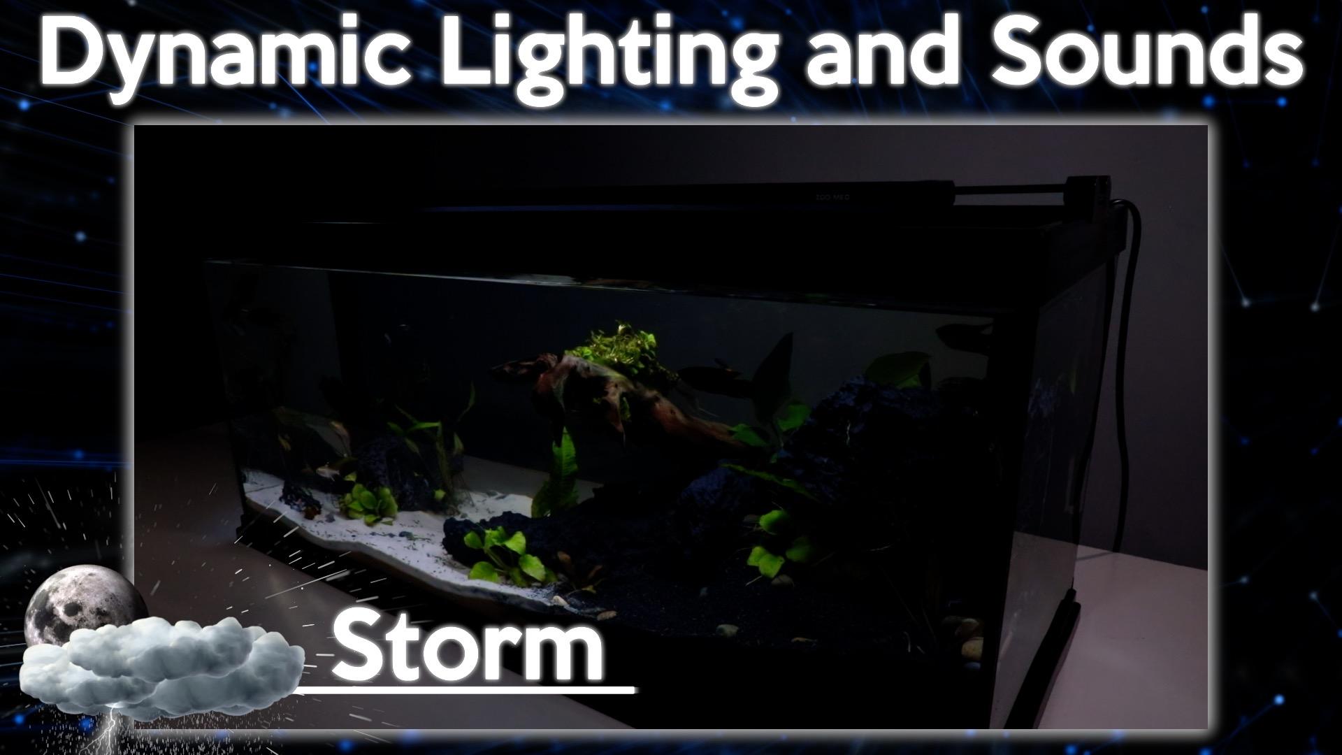 Aqua Effects - Storm