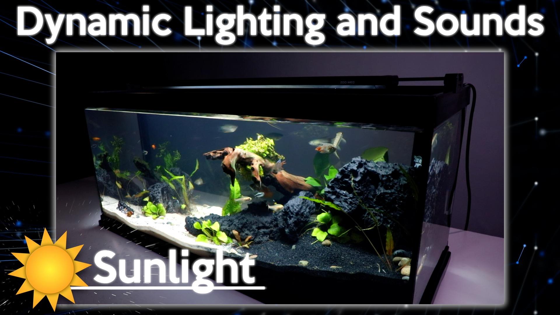 Aqua Effects - Sunlight