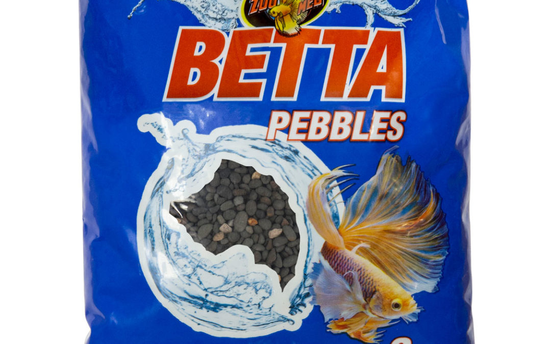 Betta Pebbles Substrate