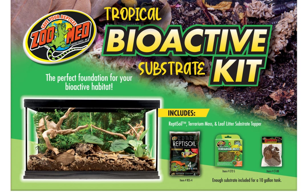 Tropical Bioactive Substrate Kit