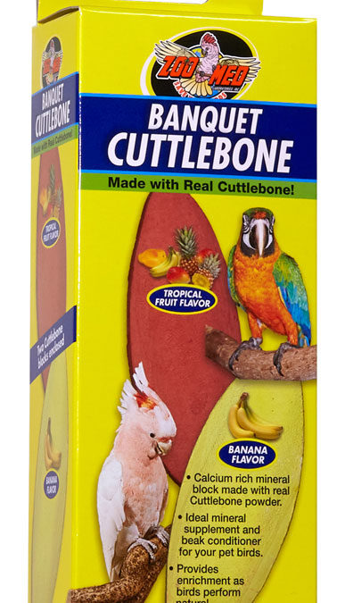 Banquet Cuttlebone