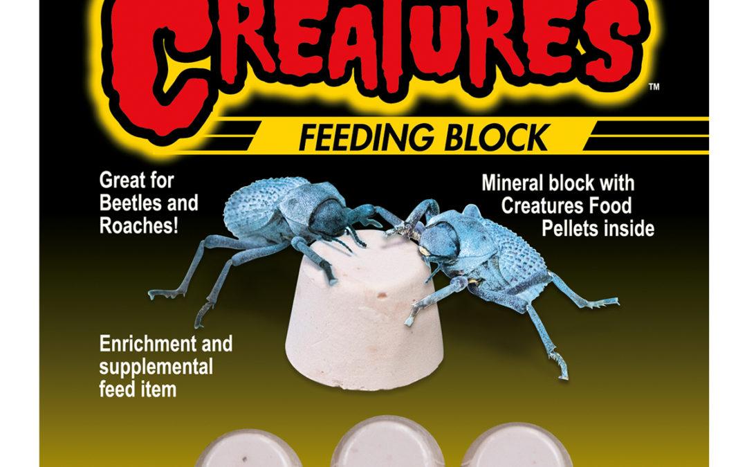 Creatures™ Feeding Block