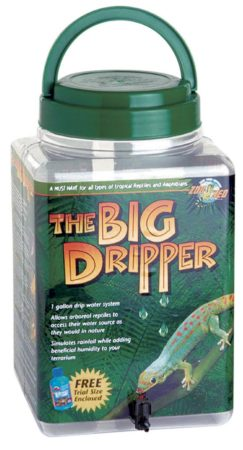 The Little Dripper and Big Dripper