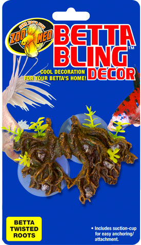 Betta Bling™ Decor – Twisted Roots
