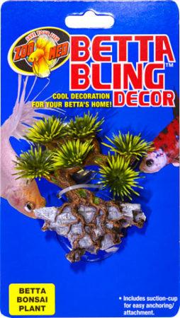 Betta Bling™ Decor - Bonsai Plant