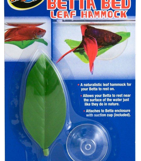 Betta Bed™ Leaf Hammock