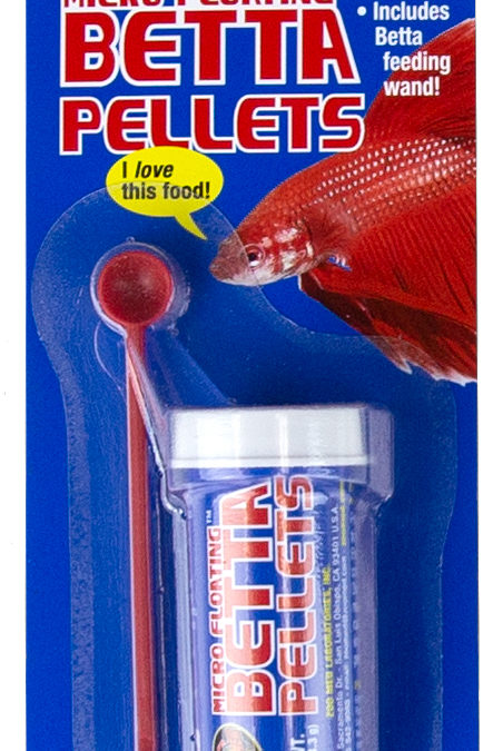 Micro Floating™ Betta Pellets