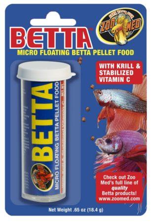 Betta™ Micro Floating Pellet Food