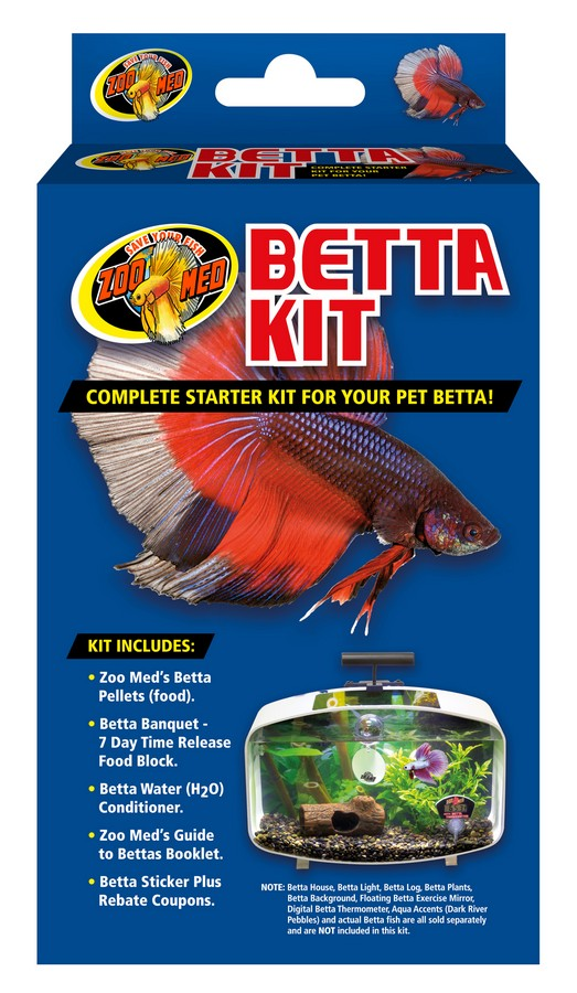 Betta Kit Zoo Med Laboratories Inc