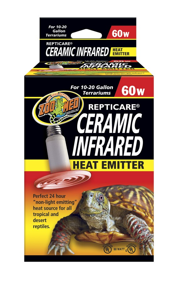 Repticare 174 Ceramic Infrared Heat Emitter Zoo Med Laboratories Inc
