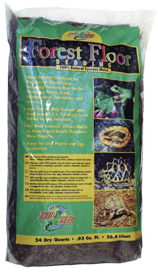 Forest Floor Bedding Zoo Med Laboratories Inc