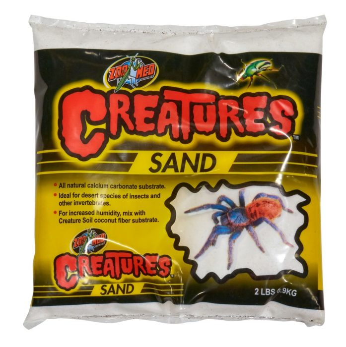 Creatures Sand Zoo Med Laboratories Inc