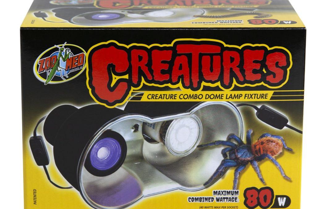 Creatures™ Combo Dome Lamp Fixture