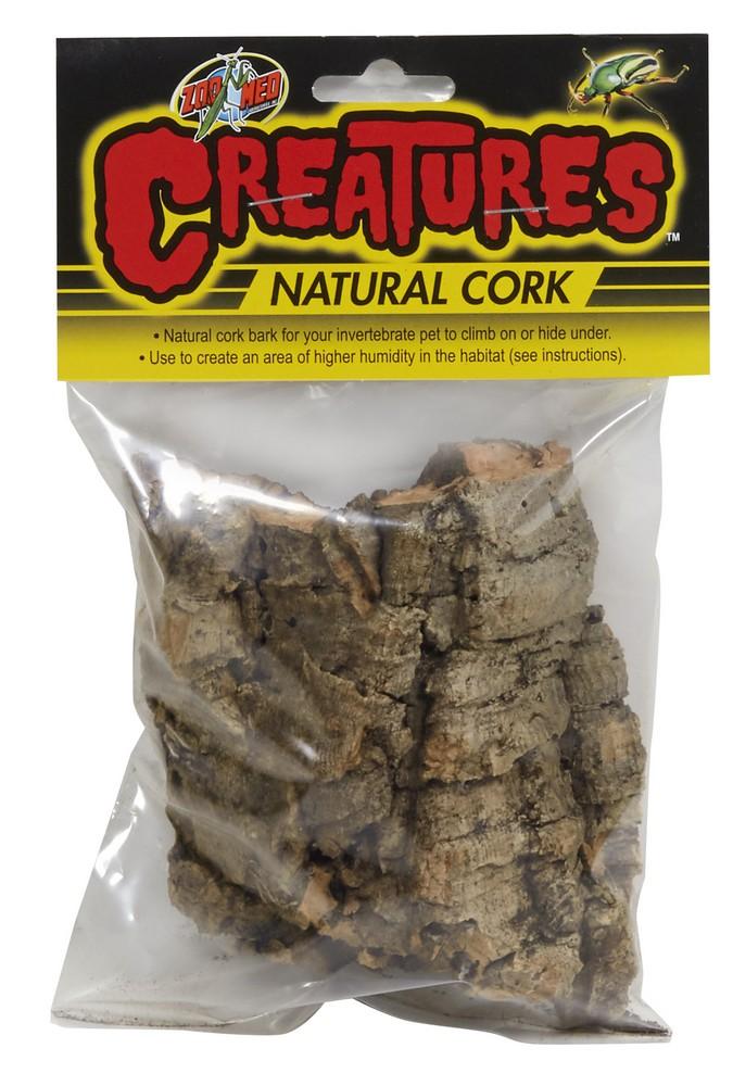 Creatures Natural Cork Zoo Med Laboratories Inc