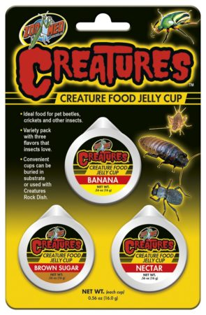 Creatures™ Creature Food Jelly Cup