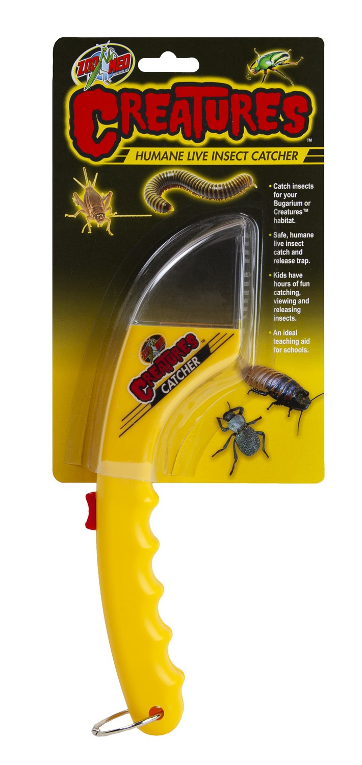 Creatures Humane Live Insect Catcher Zoo Med