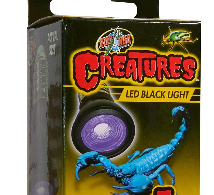 Creatures™ LED Black Light