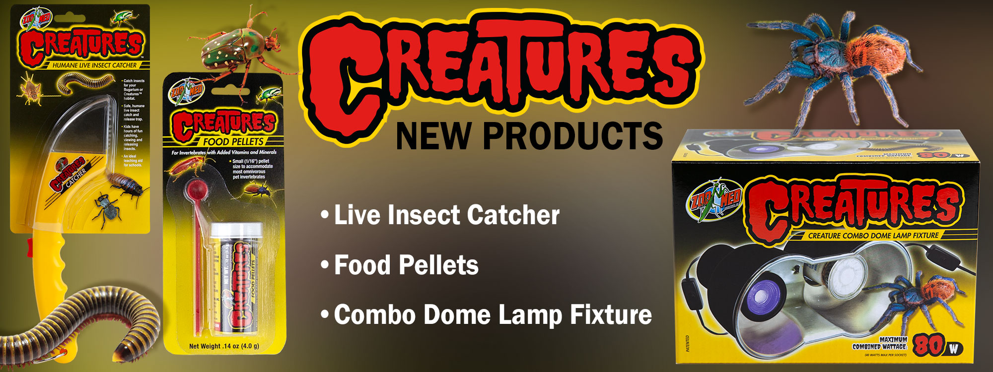 Zoo Med Laboratories, Inc  | #1 in Reptile Products Worldwide