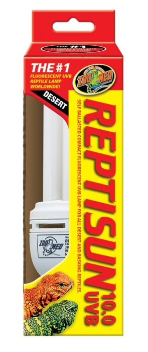 Reptisun 174 10 0 Compact Fluorescent Zoo Med Laboratories
