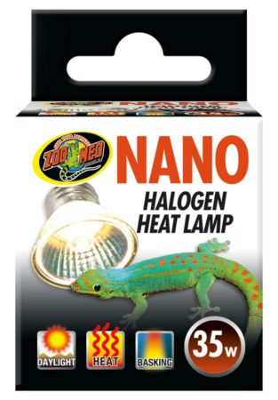 Nano Halogen Heat Lamp