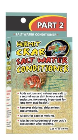 Hermit Crab Salt Water Conditioner