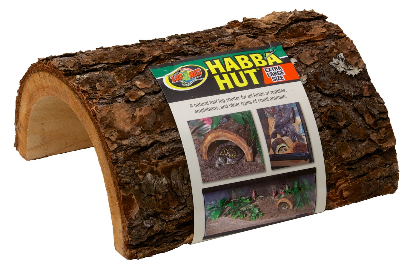 Habba Hut™ | Zoo Med Laboratories, Inc.