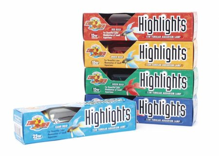 Highlights Incandescent Aquarium Bulbs