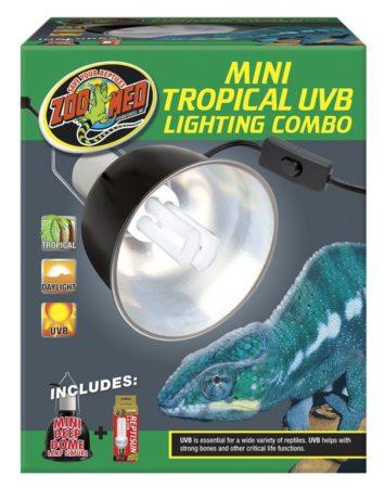Mini Tropical UVB Lighting Combo