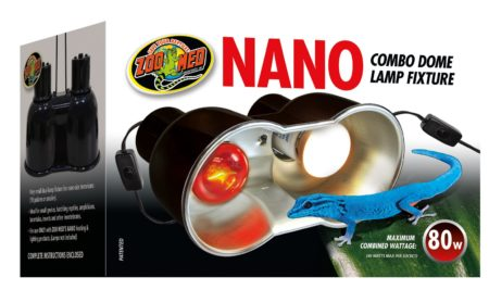 Nano Combo Dome Lamp Fixture