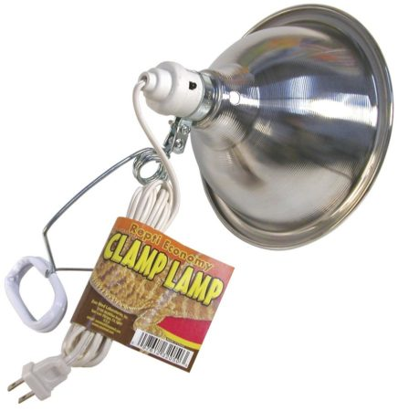 Repti Economy Clamp Lamp