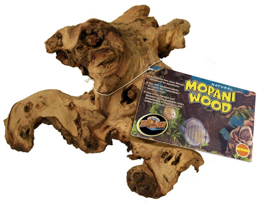Mopani Wood Aquarium Zoo Med Laboratories Inc