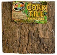 Natural Cork Tile Background Zoo Med Laboratories Inc