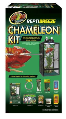 ReptiBreeze® Chameleon Kit