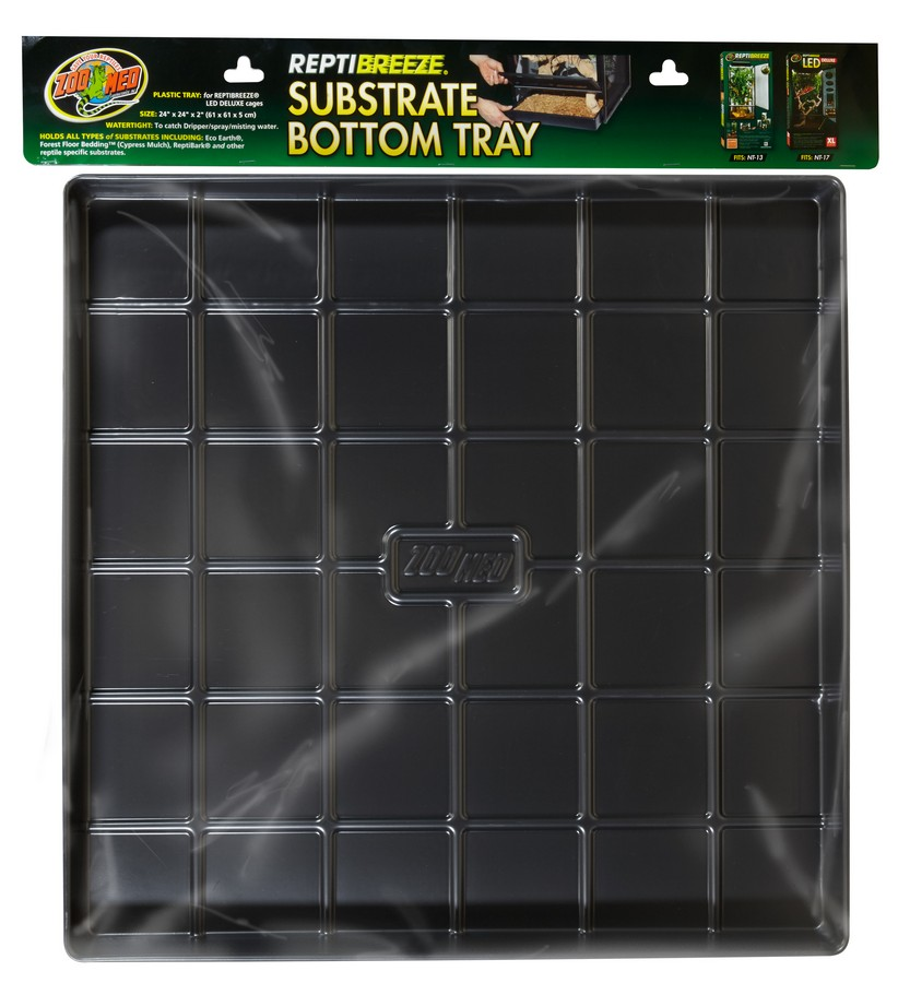 Reptibreeze 174 Substrate Bottom Tray Zoo Med Laboratories
