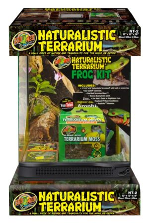 Naturalistic Terrarium® Frog Kit
