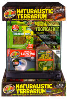 Naturalistic Terrarium® Tropical Kit
