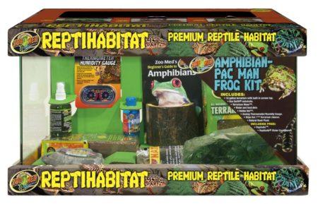10 Gallon ReptiHabitat™ Amphibian Kit