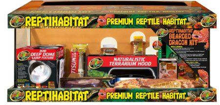 Starter Kits Zoo Med Laboratories Inc