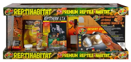 ReptiHabitat Juvenile Bearded Dragon Kit