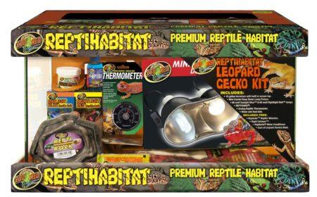 10 Gallon ReptiHabitat™ Leopard Gecko Kit