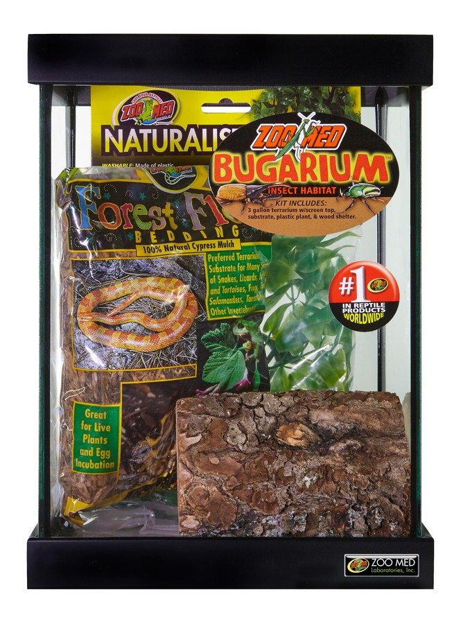 3 Gallon Bugarium Insect Habitat Kit Zoo Med