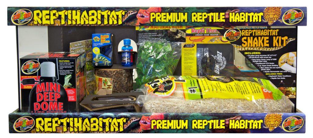 20 Gallon Reptihabitat Snake Kit Zoo Med Laboratories Inc