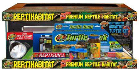 20 Gallon ReptiHabitat™ Aquatic Turtle Kit