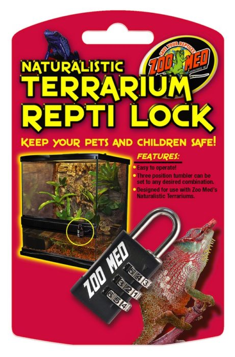 Naturalistic Terrarium Repti Lock Zoo Med Laboratories Inc