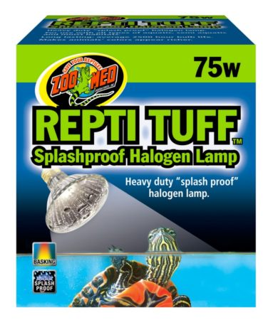 Repti Tuff Splashproof Halogen Lamp