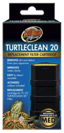 TurtleClean 10 & 20 Replacement Cartridge